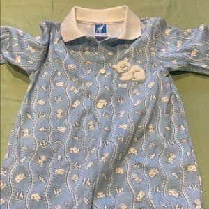 Toddle TYKE long sleeve onesie size 12 months
